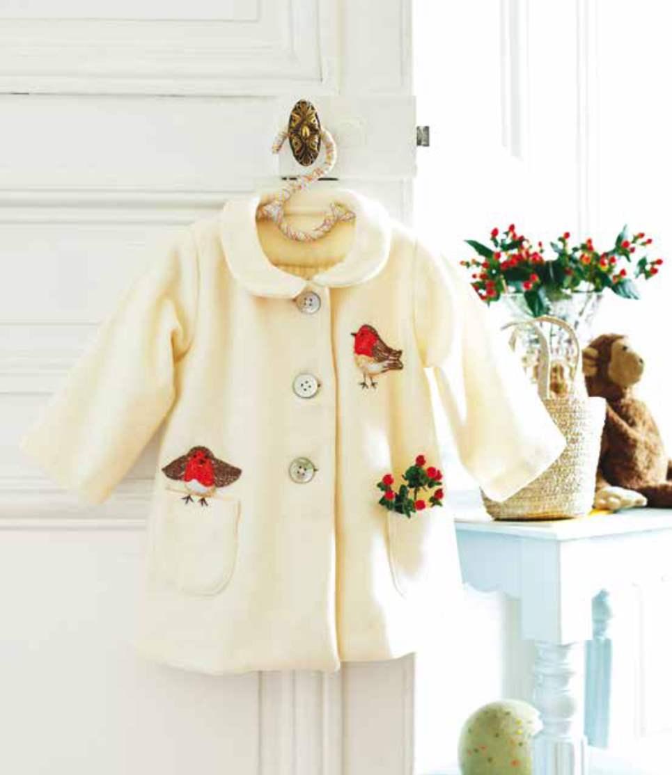 Как сшить пальто для девочки своими руками для начинающих выкройки